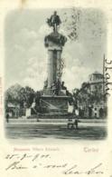 Torino Monumento Vittorio Emanuele   RV Beau Timbre Cachet - Italien