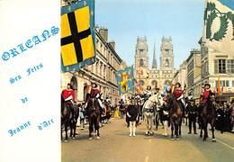 Orleans Loiret Ses Fetes De Jeanne D'Arc   Le Cortège Des Fétes De Jeanne-d'Arc Le 8 Mai    Barry 4618 - Orleans