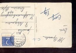 De Cocksdorp (NH) Kortebalk - 1953 - Postal History