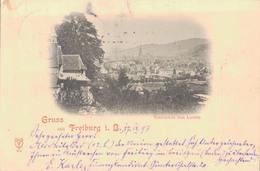 GRUSS AUS FREIBURG I. B. 1897 - Freiburg I. Br.