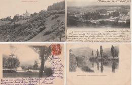 20 / 1 /  133 -  - BESANÇON  ( 25 )  LOT  DE  24  CPA - Toutes Scanées - Postcards