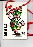 AALST CARNAVAL - Drasj  1996 - Carnaval