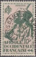 Afrique Occidentale Française - Bamako RP Sur N° 20 (YT) N° 20 (AM). Oblitération. - Usati