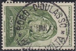 Afrique Occidentale Française - Bobo-Dioulasso / Haute-Volta Sur N° 37 (YT) N° 37 (AM). Oblitération. - A.O.F. (1934-1959)
