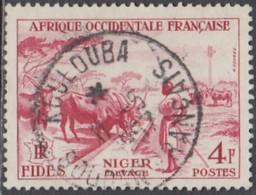Afrique Occidentale Française - Koulouba / Soudan Français Sur N° 57 (YT) N° 57 (AM). Oblitération. - A.O.F. (1934-1959)