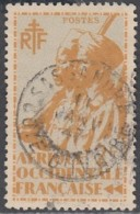 Afrique Occidentale Française - Sassandra / Côte D'Ivoire Sur N° 14 (YT) N° 14 (AM). Oblitération. - A.O.F. (1934-1959)