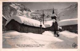 74-VILLAGE DU TOUR-N°T1182-H/0157 - Autres Communes