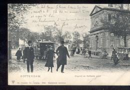 Rotterdam - Slagveld Delftsche Poort - Tram - 1905 - Rotterdam