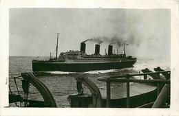 PAQUEBOT  Ile De France   PHOTO - Dampfer