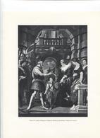 GRANDES FIGURES DE FRANCE - Henri IV Confie La Régence à Marie De Médicis , Par Rubens - Histoire