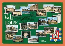 A671 / 425  49 - Val De Loire Carte Géographique Multivues - Unclassified