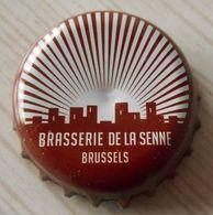 Capsule Biere Brasserie De La Senne Brussels Bruxelles - Beer