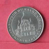 FRANCE - MONNAIE DE PARIS -  MONTMARTRE 2000 -   2 SCANS     - (Nº33202) - Monnaie De Paris