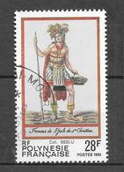 Folklore Polynésien : N°204 Chez YT. (Voir Commentaires) - Used Stamps