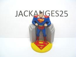 KINDER JUSTICE LEAGUE SUPERMAN ITALIE MPG 2S 231 2007 + BPZ - Families