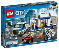 Lego City - LE POSTE DE COMMANDEMENT MOBILE Réf. 60139 Neuf - Lego