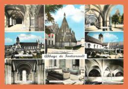 A530 / 381  49 - Abbaye De FONTEVRAULT Multivues - France