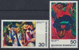 BRD 1974  / MiNr.   816 - 817   ** / MNH  (K_60_38) - [7] West-Duitsland