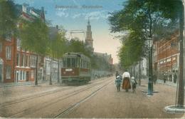 Amsterdam 1925; Rozengracht (Tramway) - Gelopen. (Uitgever?) - Amsterdam