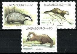 Luxemburgo Nº 1350/52 Nuevo. - Luxembourg