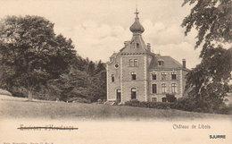 Libois / Oheye - Château De Libois - Kasteel - Ohey
