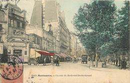 PARIS - Montmartre, Un Coin Du Boulevard Rochechouart., La Cigale. - Distretto: 18