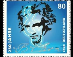 Duitsland / Germany -  Postfris / MNH - 250 Jaar Beethoven 2020 - [7] West-Duitsland