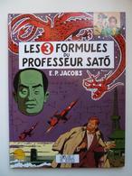 Blake Et Mortimer,Les 3 Formules Du Prof.Sato T1, En TTBE - Blake Et Mortimer