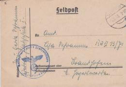 German Feldpost WW2: From Usedom - A Marinehelferin In 4. Lehrabteilung, Marine-Flak-Schule I To RAD Abtlg. 13/71 - Militaria