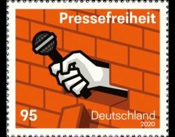 Duitsland / Germany -  Postfris / MNH - Persvrijheid 2020 - [7] West-Duitsland