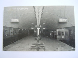 Japan High Speed Tram-car Of The Subway Osaka Metro Circa 1938 Edit Taisho - Osaka