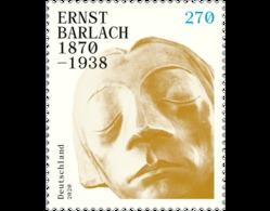 Duitsland / Germany -  Postfris / MNH - 150 Jaar Ernst Barlach 2020 - [7] West-Duitsland