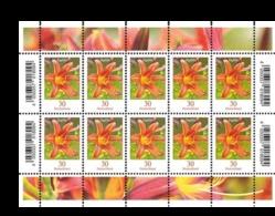 Duitsland / Germany -  Postfris / MNH - Sheet Bloemen, Taglilie 2020 - [7] West-Duitsland