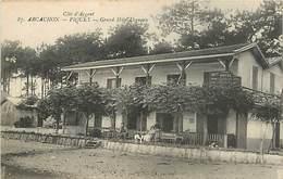 33 ARCACHON - PIQUEY - GRAND HOTEL DIGNEAU - Arcachon