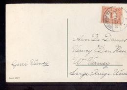 Oosterhout GLD - Langebalk - 1917 - Postal History