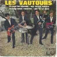 Vinyl 45 Tours LES VAUTOURS - Rock