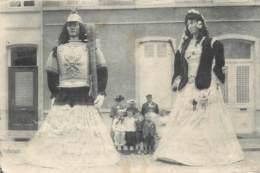Belgique - Ath - Mr GOLIATH Et Mme GOLIATH - Ath