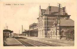 Belgique - Charleroi - Couillet - Gare Du Centre - Charleroi