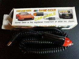 SEGA Game Gear - Prise Alimentation Allume-cigare - Accessoires