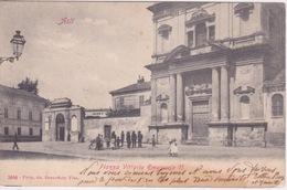 ITALIE - ASTI - PIAZZA VITTORIO EMANUELE II - Asti