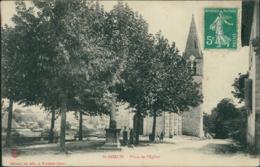38 SAINT SORLIN DE MORESTEL / Place De L'Eglise / - Other Municipalities