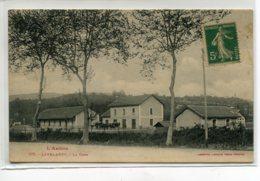 09 LAVELANET La Gare Des Voyageurs  Vue Large  1917 Timbrée -  Labouche 675 L'Ariège    D01 2020 - Lavelanet