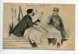 """13 TARASCON Tartarin à La Guerre 1914-1915 Et L'Oficier Militaire   """" Les Boches Té Mon Bon '   Illustrateur  D01 2020 - Tarascon"""