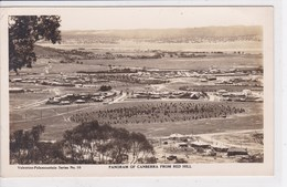 AUSTRALIE CANBERRA Panoram From Red Hill - Canberra (ACT)