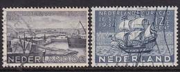 Netherlands 1934, Ships Complete Set Vfu. Cv 4 Euro - Used Stamps