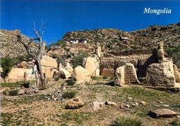 1 AK Mongolei * Ruinenen Des Khugnu-khan Klosters (Monastery) Im Khogno Khan Nationalpark * - Mongolei
