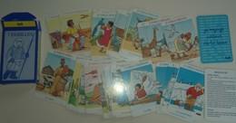 """AUTOUR Du MONDE: Jeu De 7 Familles, édité Par """" France Cartes 54130 """" Années 1980, NEUF. - Cartes à Jouer Classiques"""