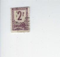 France Colis Postaux N° 2 Oblitéré 1944-47 - Oblitérés