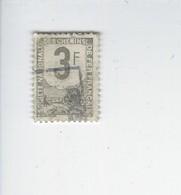 France Colis Postaux N° 3 Oblitéré 1944-47 - Oblitérés