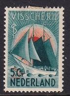 Netherlands 1933, Ship Nvphnr 258 Mlh. Cv 15 Euro (mint Is Cv 37 Euro) - Unused Stamps